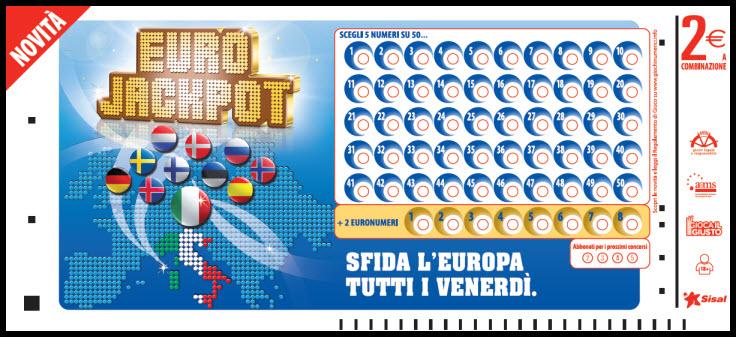 Eurojackpot 2.2.18